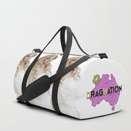 Dragnation Season 3 TAS-Pussy Poppins Duffle Bag