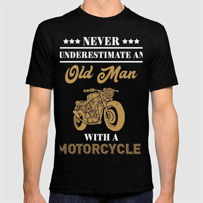 Cool Gift For Motorcycle Lover T Shirt By Ip Society6 Dan16