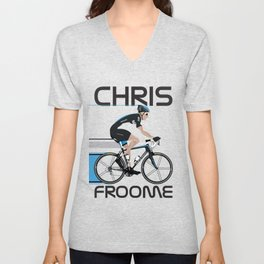 Chris Froome Unisex V-Neck
