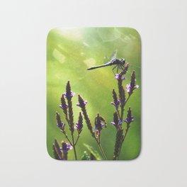 Sunny Day Dragonfly Bath Mat