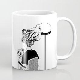 Octopus Salon Coffee Mug