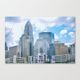 The Queen in the Day Canvas Print