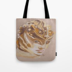 fACE/oFF Tote Bag