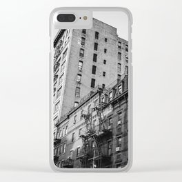 Soho XX Clear iPhone Case