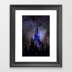 Fantasy Disney Framed Art Print