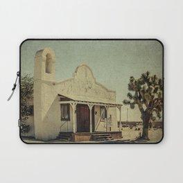 The Sanctuary Adventist Church a.k.a The Kill Bill Church Laptop Sleeve