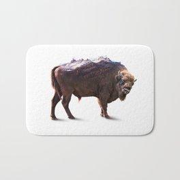 Bisons peak Bath Mat
