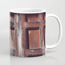 cedar Coffee Mug