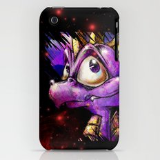Spyro the Dragon iPhone (3g, 3gs) Slim Case