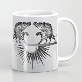 Midnight Sun Coffee Mug