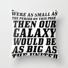 If Our Sun... Throw Pillow