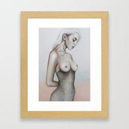 Feeling It Again Framed Art Print