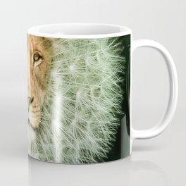 Dan The Lion Coffee Mug