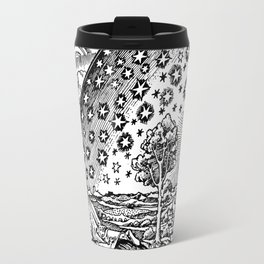Flammarion Woodcut Travel Mug