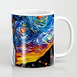 Jack Russell Terrier Night Coffee Mug