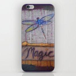 Art is Magic iPhone Skin
