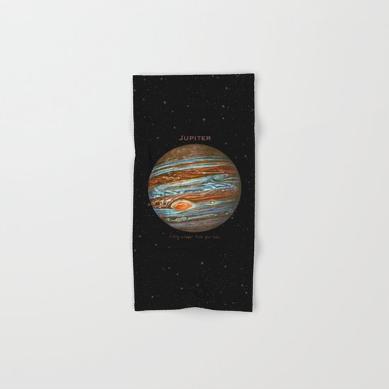 Jupiter Hand & Bath Towel