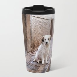 peru dog Travel Mug