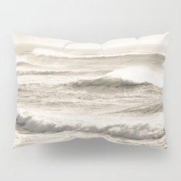 Windswept Waves Pillow Sham