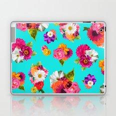 Bright Happy Flowers Laptop & iPad Skin