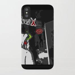 For Shame V3: Prōclīvitās iPhone Case