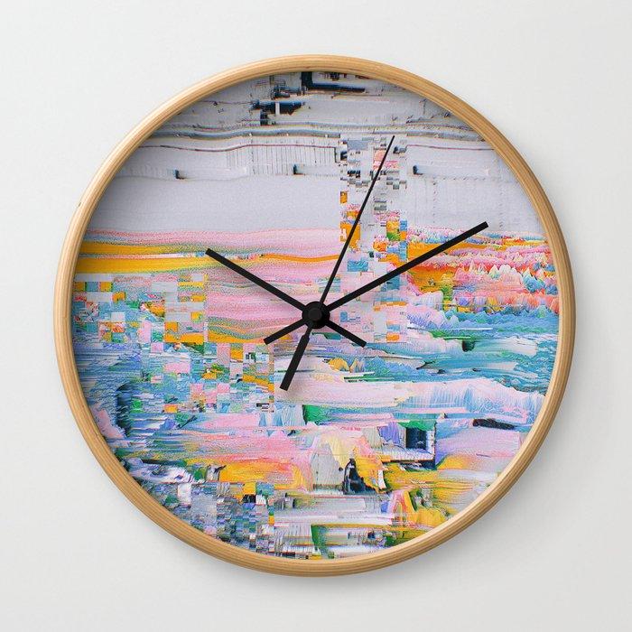 DLTA15 Wall Clock