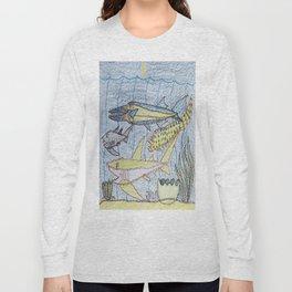 Needlefish & Friends Long Sleeve T-shirt