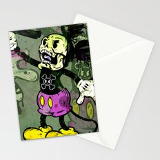 Mick Skele Stationery Cards