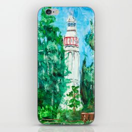 Lighthouse in Mersrags, Latvia iPhone Skin