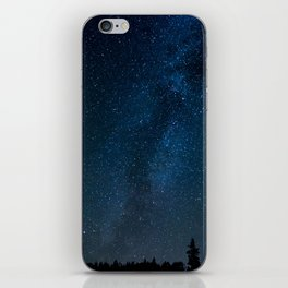 Space Galaxy Universe | Comforter iPhone Skin