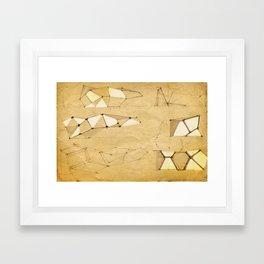 Concept art ez1 Framed Art Print