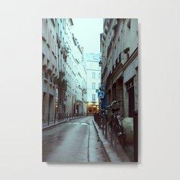 Avenues & Alleyways Metal Print