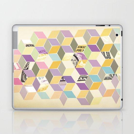 2 dollars Laptop & iPad Skin