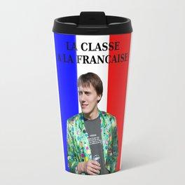 La classe à la française Travel Mug