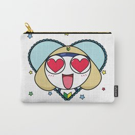 Space Frog In Love. Carry-All Pouch