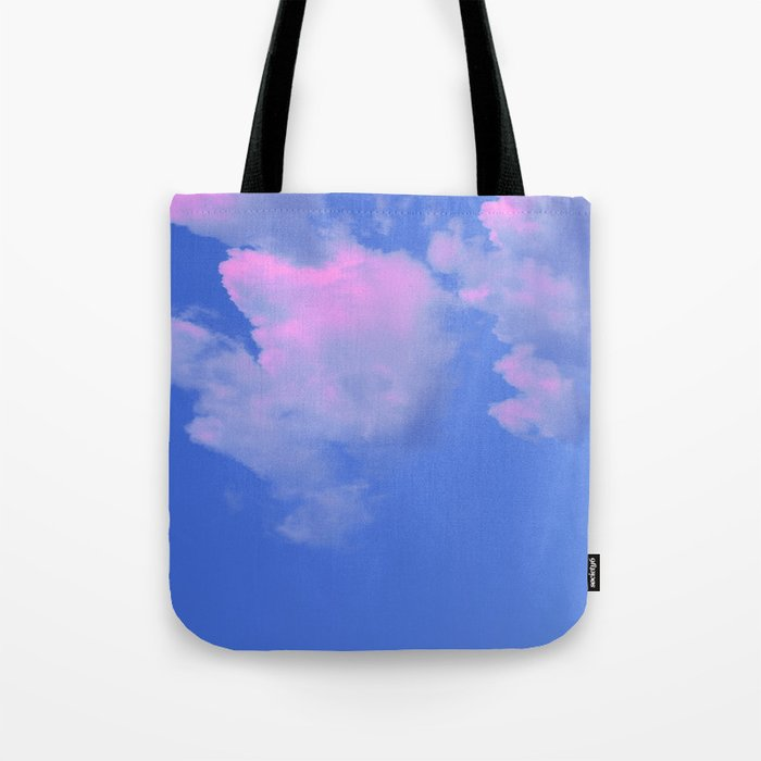 The Colour of Clouds 02 Tote Bag