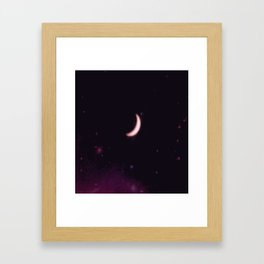 Galactic Framed Art Print