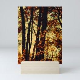 trees VII Mini Art Print