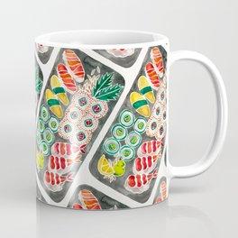 Sushi Collection – Black Platter Coffee Mug