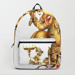 Ganesha - Hindu Backpack
