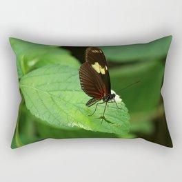 Doris Longwing Rectangular Pillow