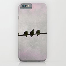 9 Birds on a Wire iPhone 6s Slim Case