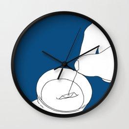 Jerk It For Me Wall Clock