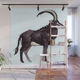 Antelope Wall Mural