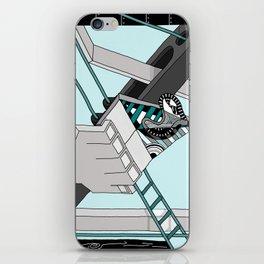 Triangle Slider iPhone Skin