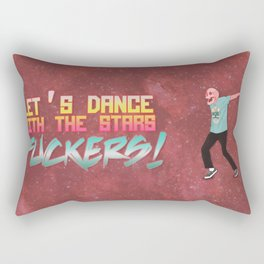 Let's dance with the stars Rectangular Pillow