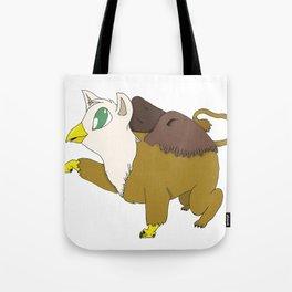 Griffin Cub Tote Bag
