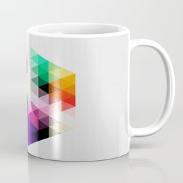 Geo Hex 01. Coffee Mug