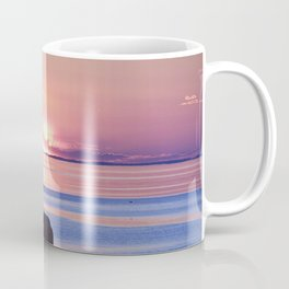 Saint-Lawrence River Sunset Coffee Mug
