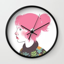 Heartbreaker Wall Clock